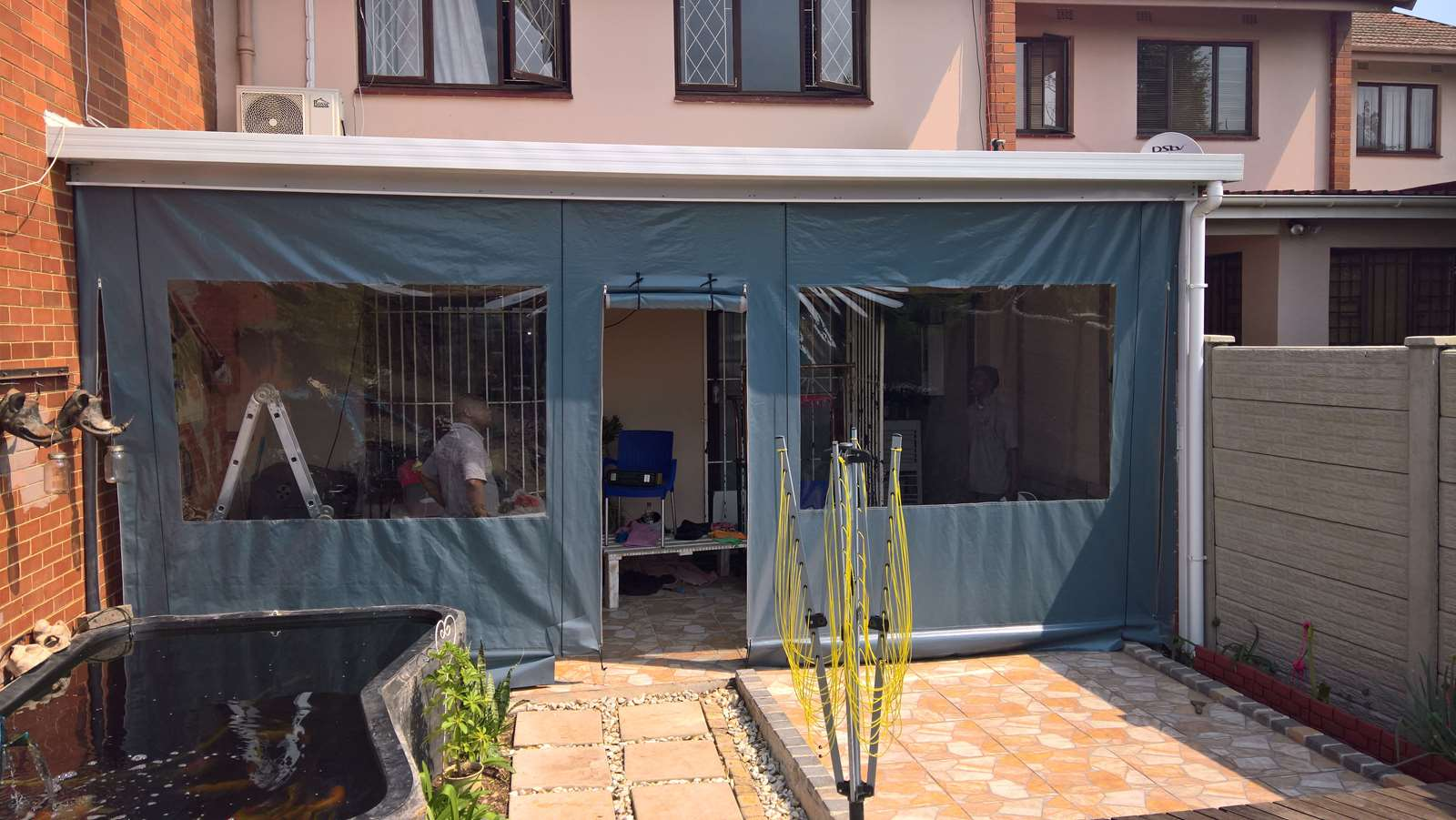 outdoor blinds kzn